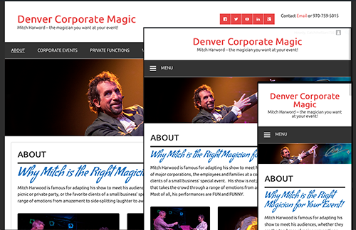 Denver Corporate Magic